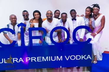 "CAMIFF's CIROC ""All White Party"""