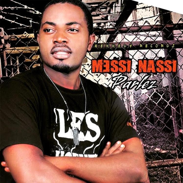 Cover Messi Nassi - Parlez
