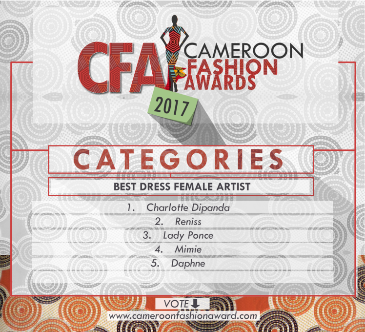 CFA Best dress female artist